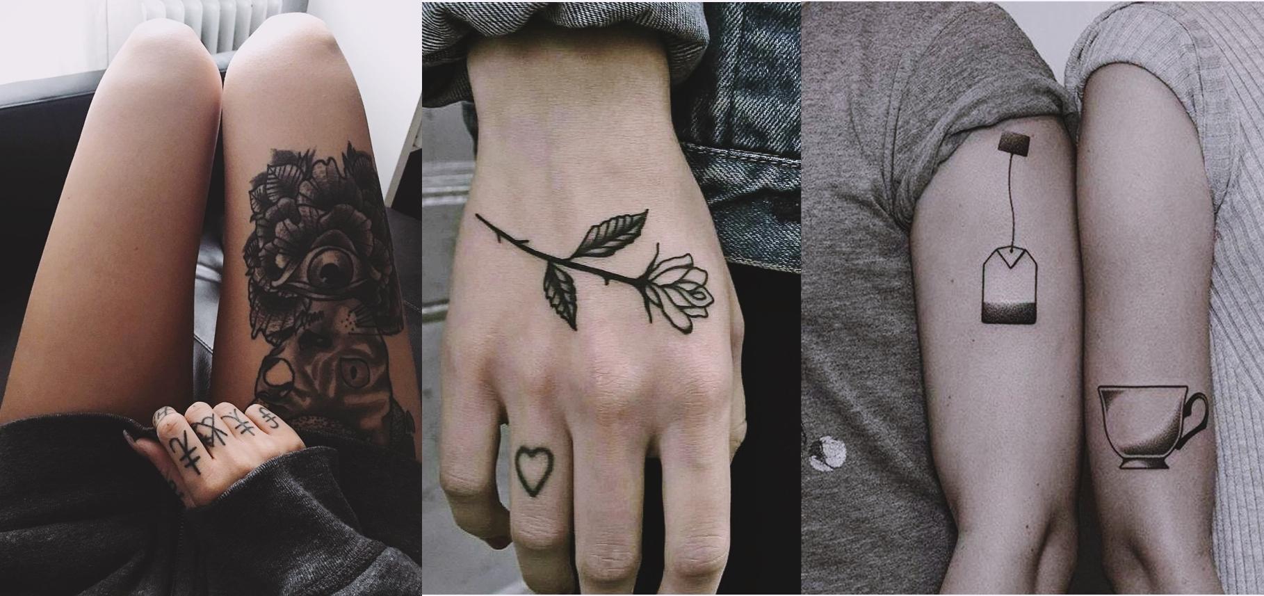 tetovanie na nohu